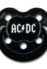 Schnuller mit Motiv von AC/DC 0-6 Monate