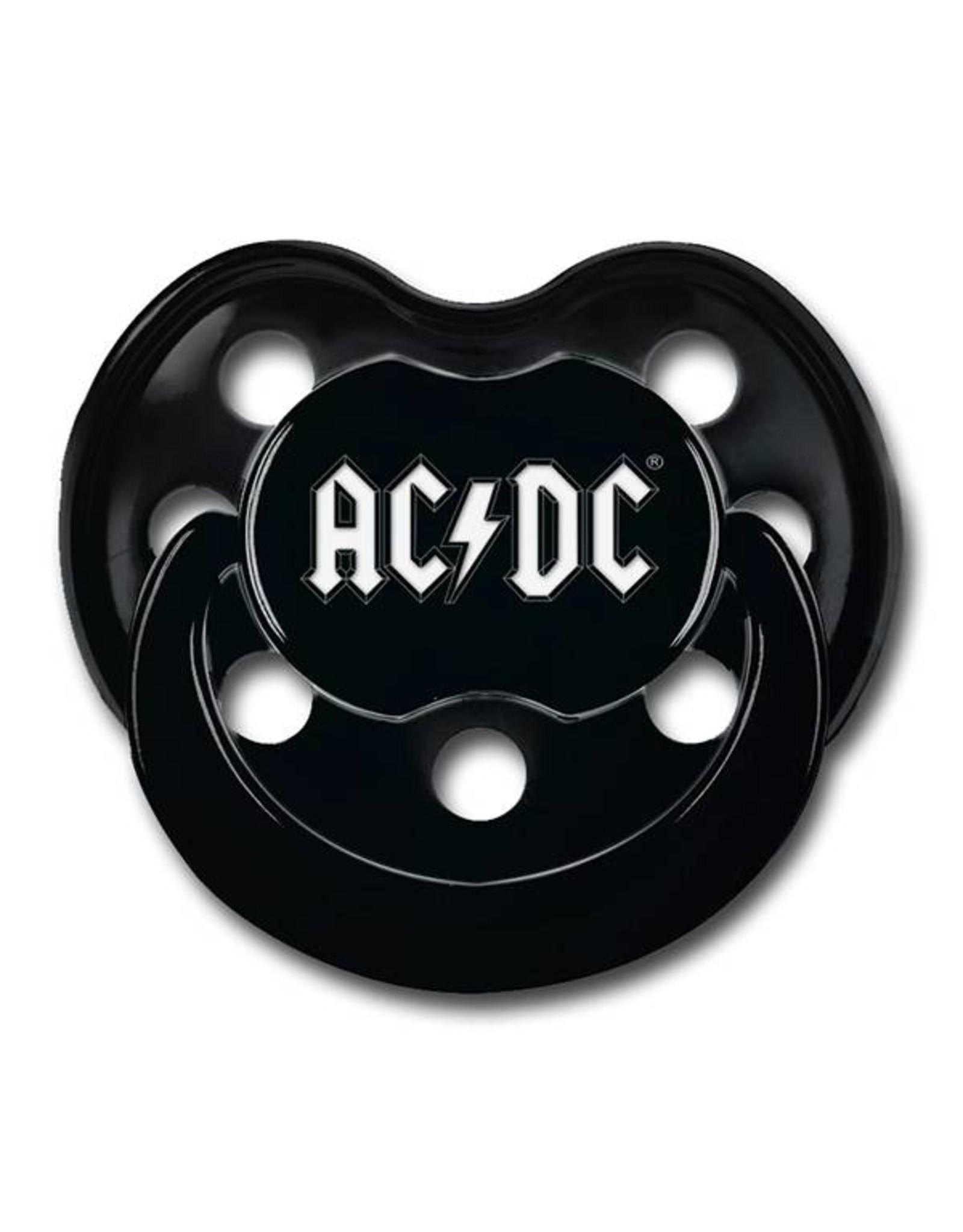AC/DC Schnuller mit Motiv von AC/DC 0-6 Monate