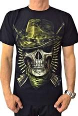 Biker T-Shirt Soldat (Glow in the Dark)