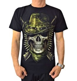 Biker T-Shirt Soldat