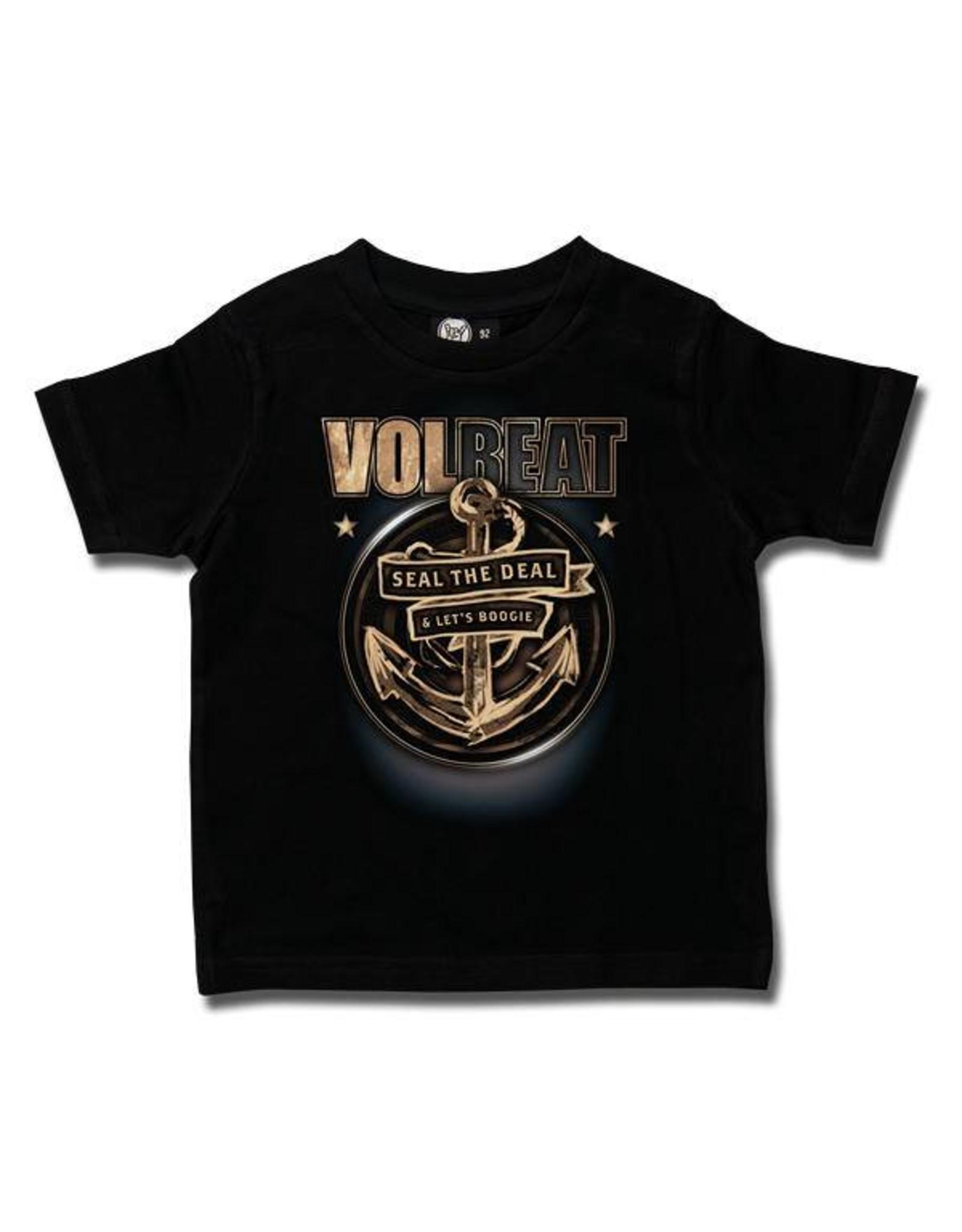 Volbeat (Anchor) - Kids T-Shirt