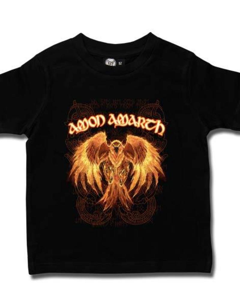 Amon Amarth (Burning Eagle) - Kids T-Shirt