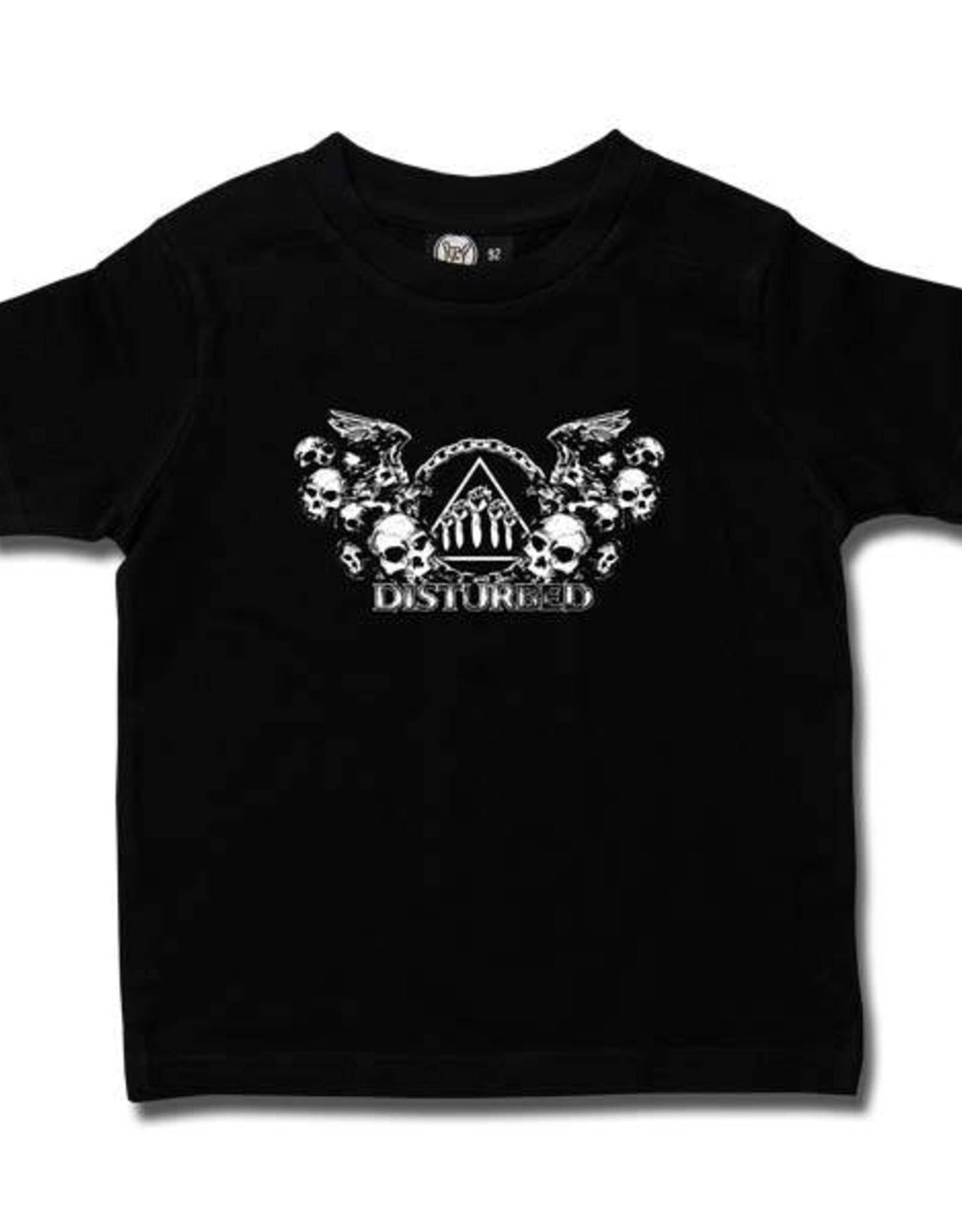 Disturbed (Logo) - Kids T-Shirt