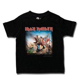 Iron Maiden Iron Maiden (Trooper) - Kids T-Shirt