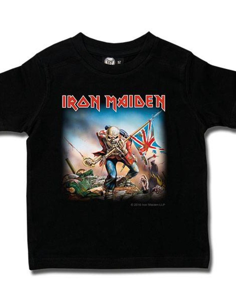 Iron Maiden (Trooper) - Kids T-Shirt