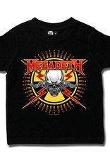 Megadeth (Skull & Bullets) - Kids T-Shirt