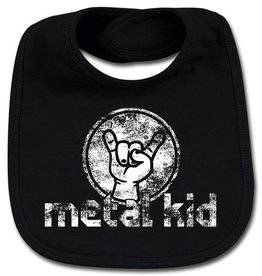 "Metal Kids Lätzchen ""metal kid"""