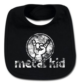 "Metal Kid Lätzchen ""metal kid"" Vintage"