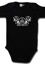 Disturbed (Logo) - Baby Body