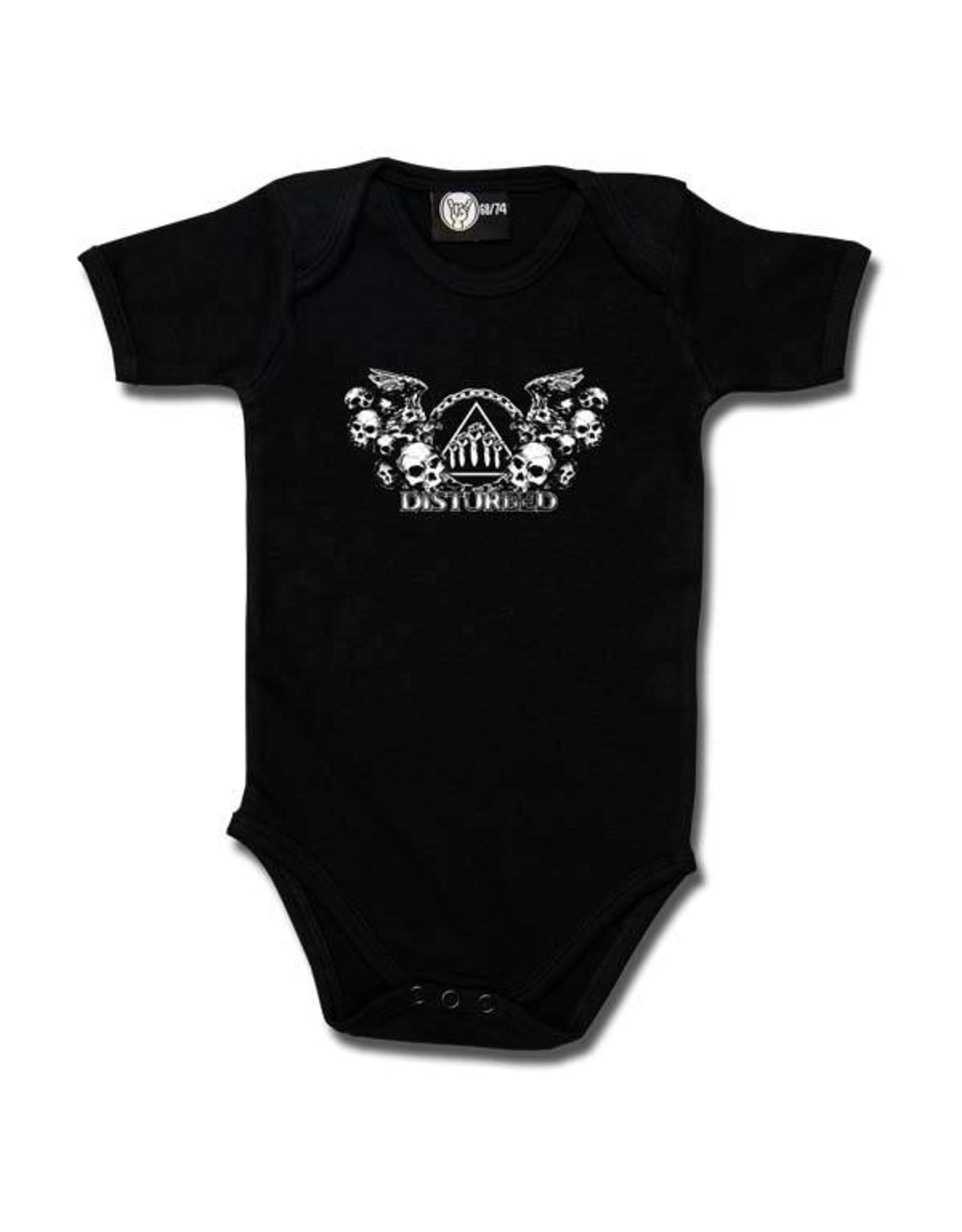 Disturbed (Logo) - Baby Body