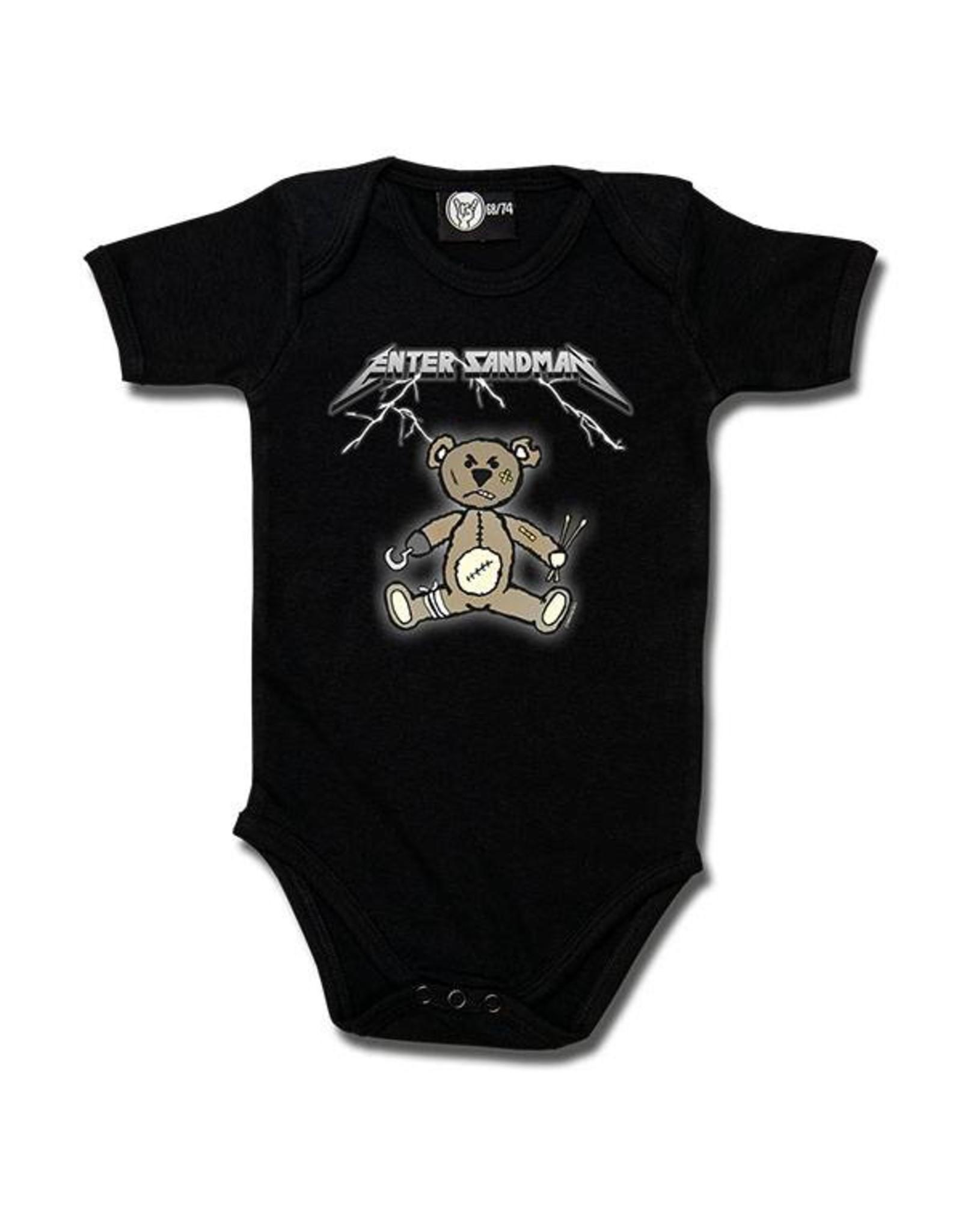 Metallica Enter Sandman (Metallica Tribute) - Baby Body