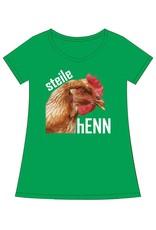 "Damen T-Shirt ""Steile Henn"""