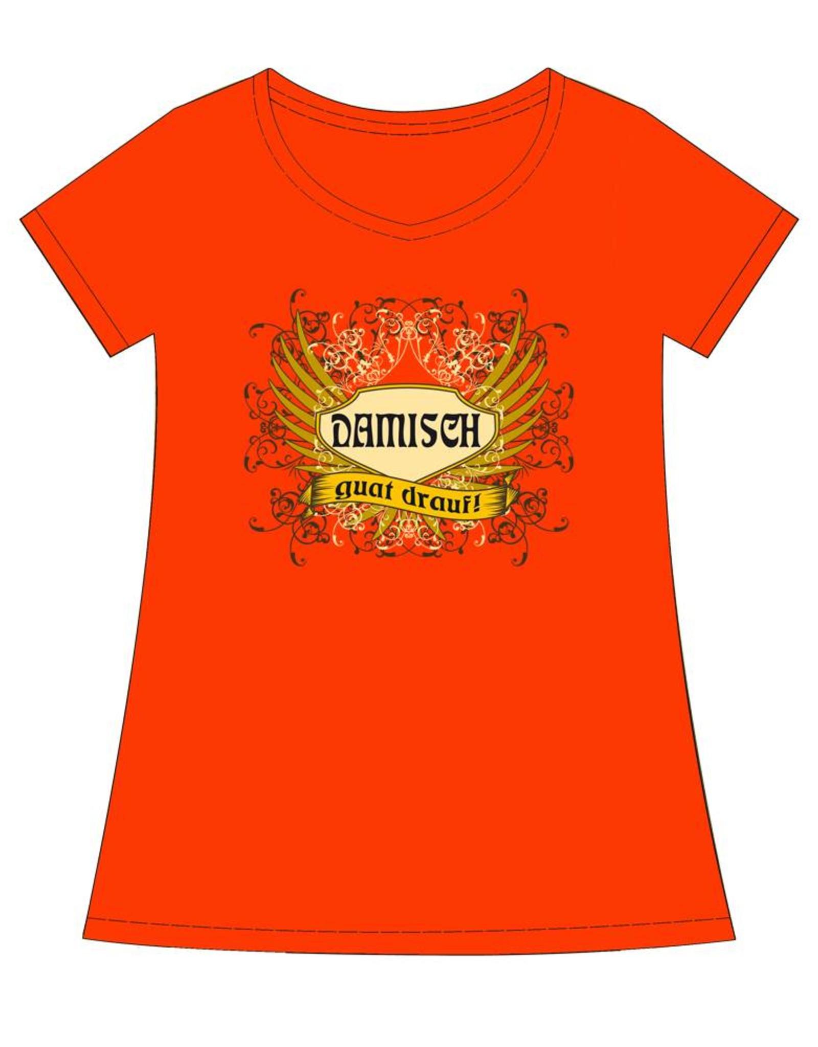 """Damen T-Shirt """"Damisch"""""""