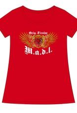 "Damen T-Shirt ""Orig. Tiroler Madl"""