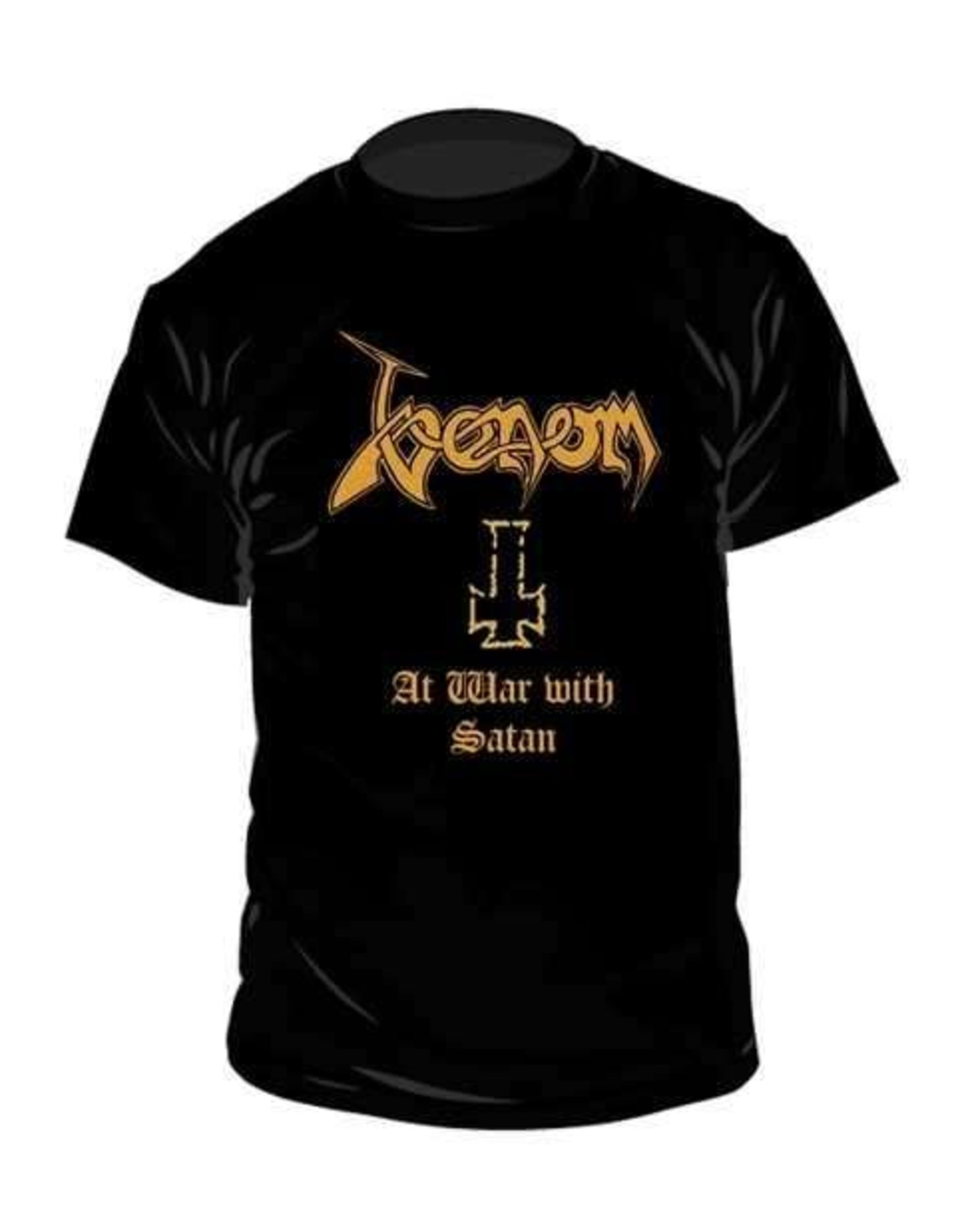 Venom At War With Satan T-Shirt