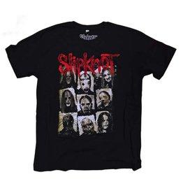 Slipknot Masks T-Shirt