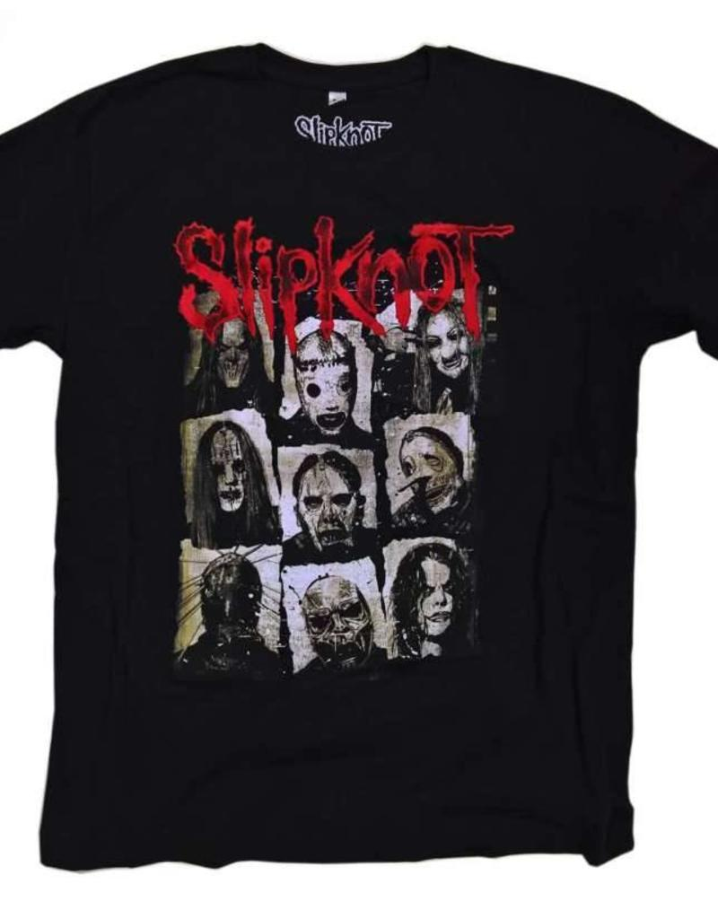 Slipknot Masks T-Shirt