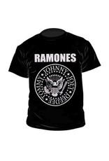 Ramones Crest Logo T-Shirt