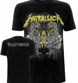 Metallica Sanitarium  T-Shirt