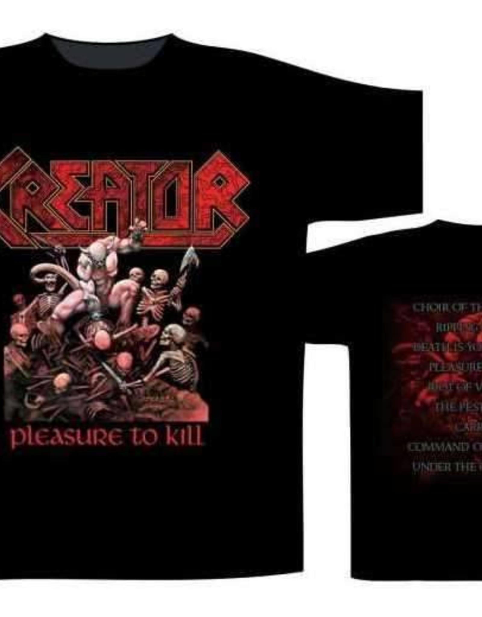 Kreator Pleasure To Kill T-Shirt