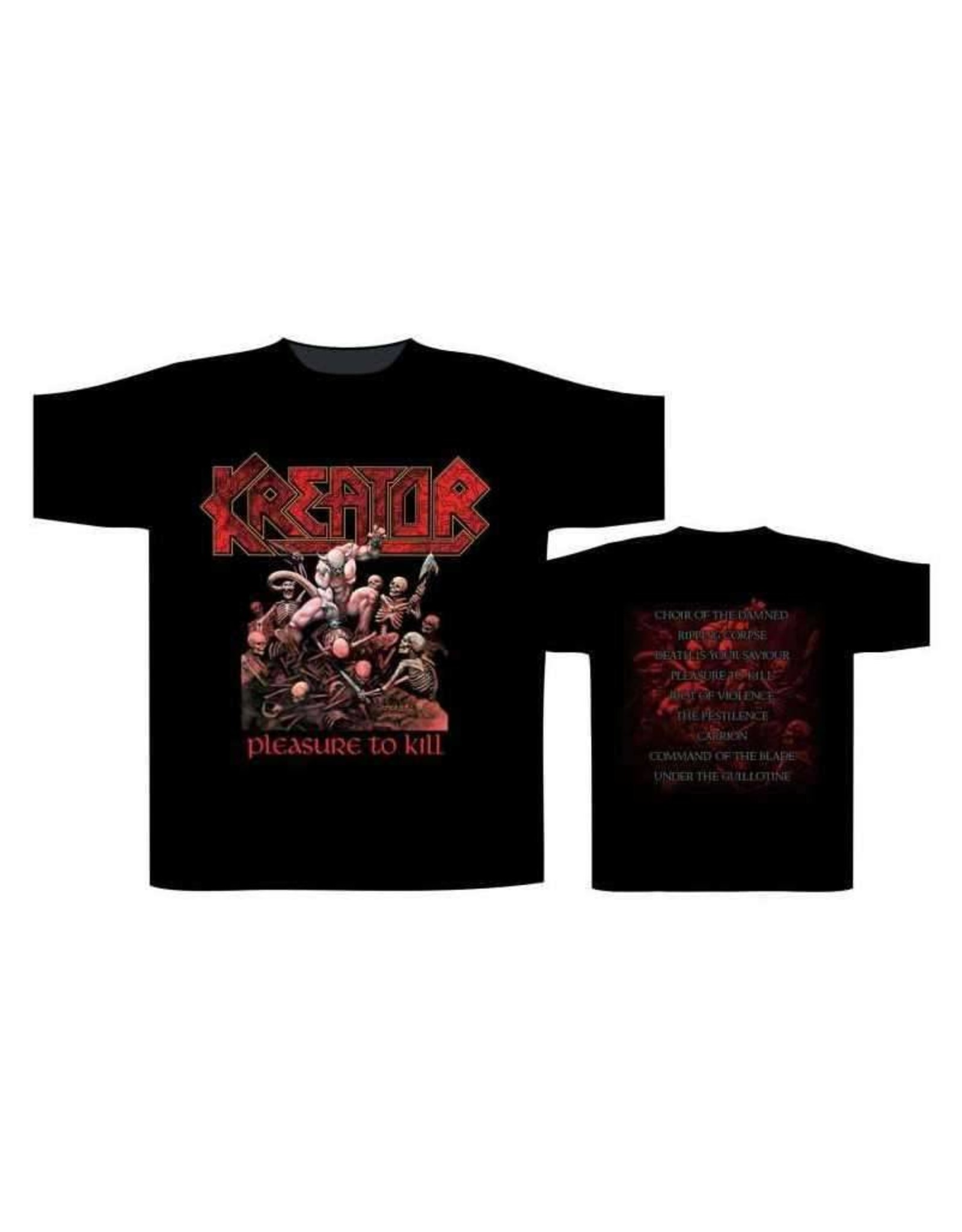 Kreator Pleasure To Kill T-Shirt