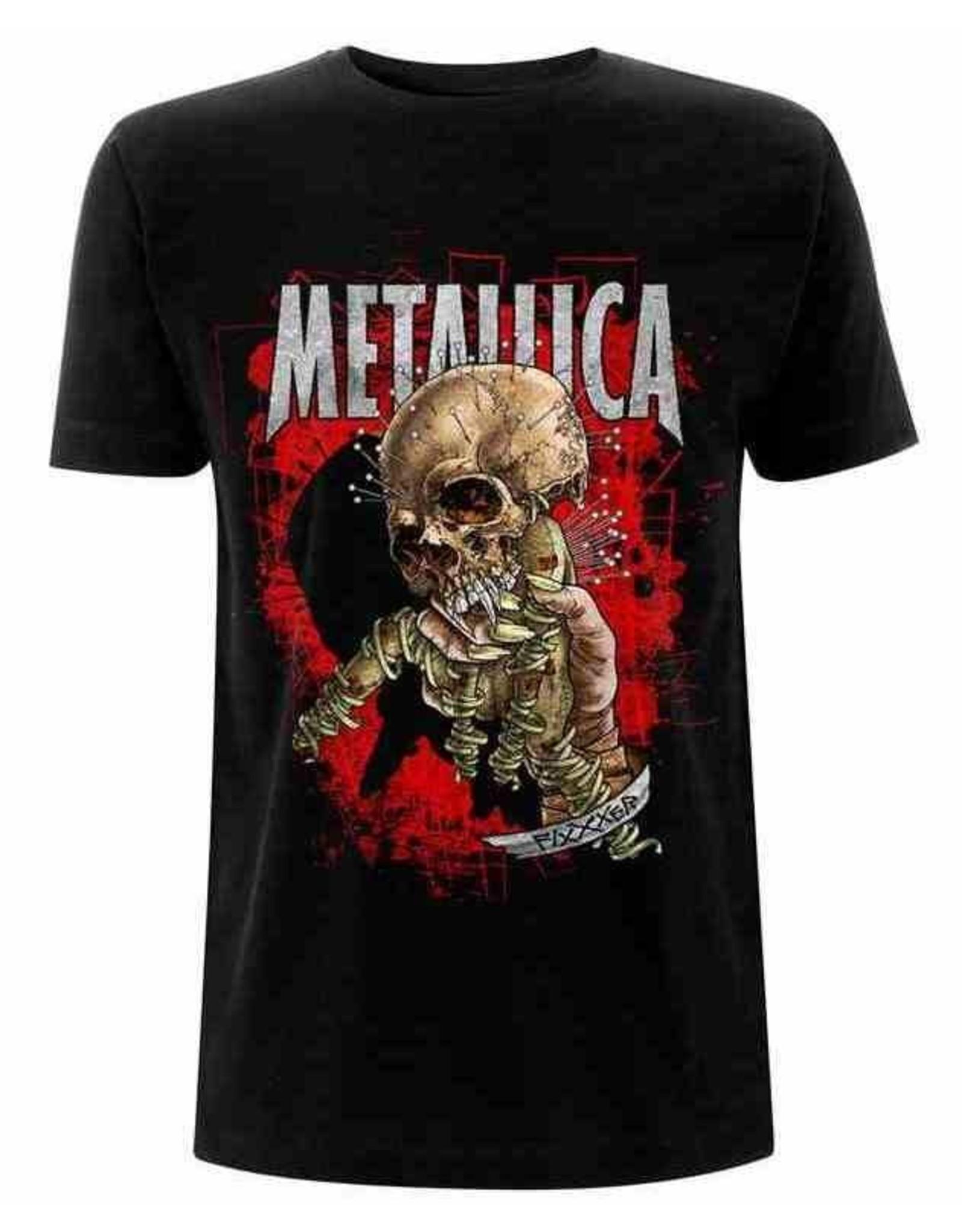 Metallica Metallica Fixxer Redux T-Shirt