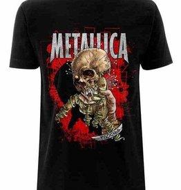 Metallica Fixxer Redux  T-Shirt - Copy