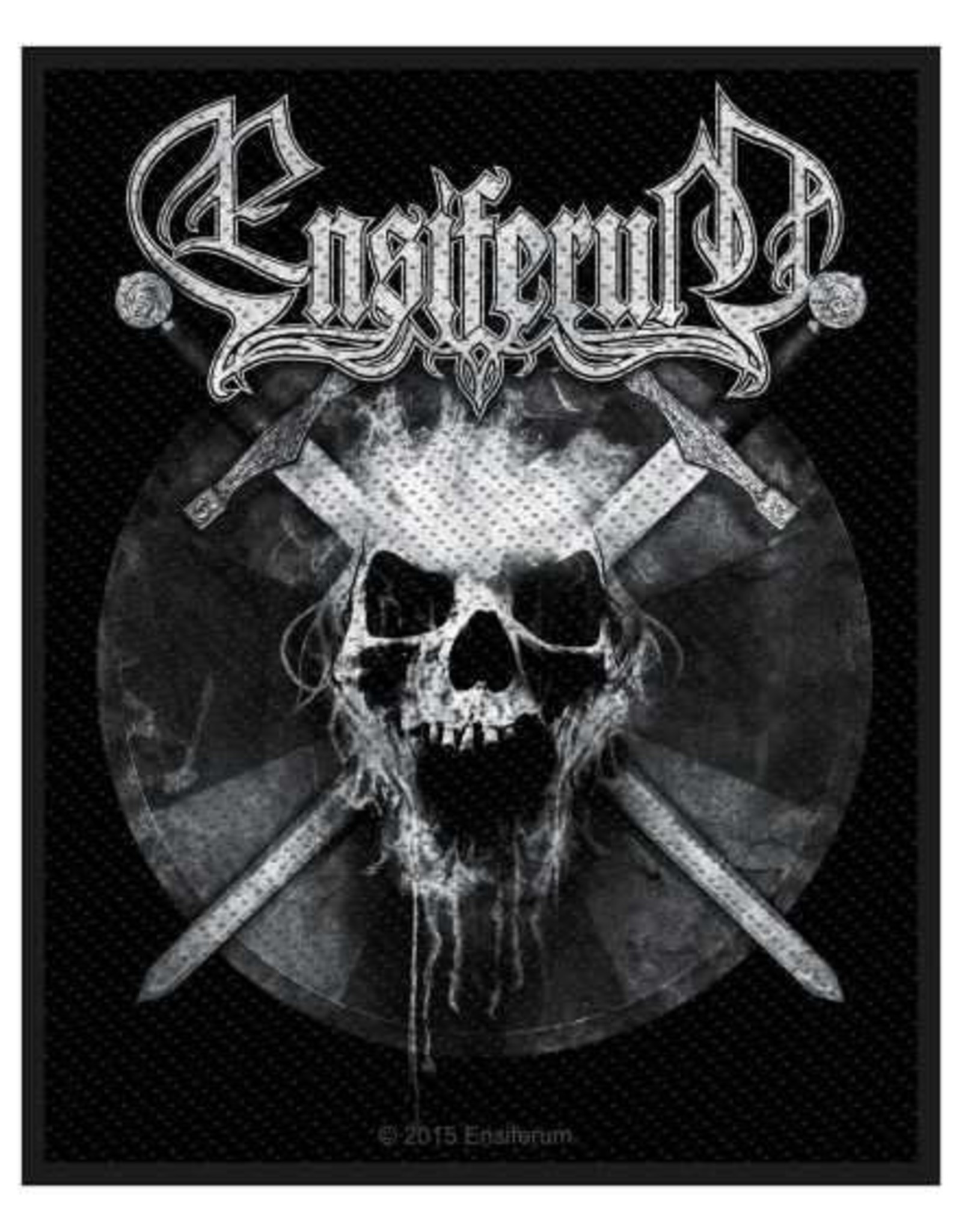 Worker Shirt Ensiferum Skull