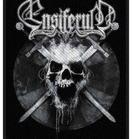 Worker Shirt Ensiferum Skull