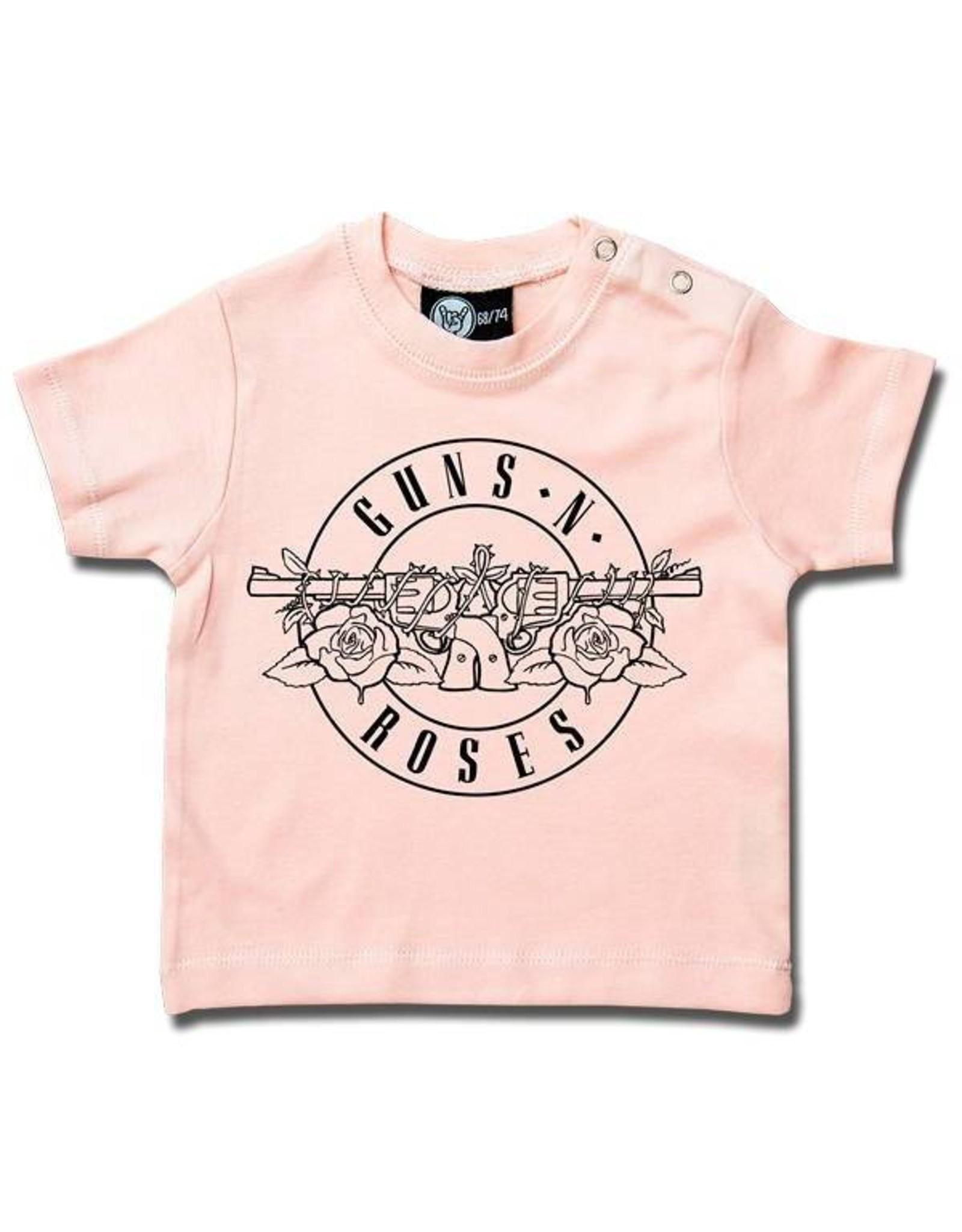 Guns 'n Roses (Bullet outline) Kids T-Shirt