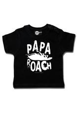 Papa Roach (Logo/Roach) Kids T-Shirt