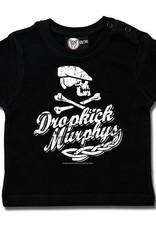 Dropkick Murphys (Scally Skull Ship) Kids T-Shirt