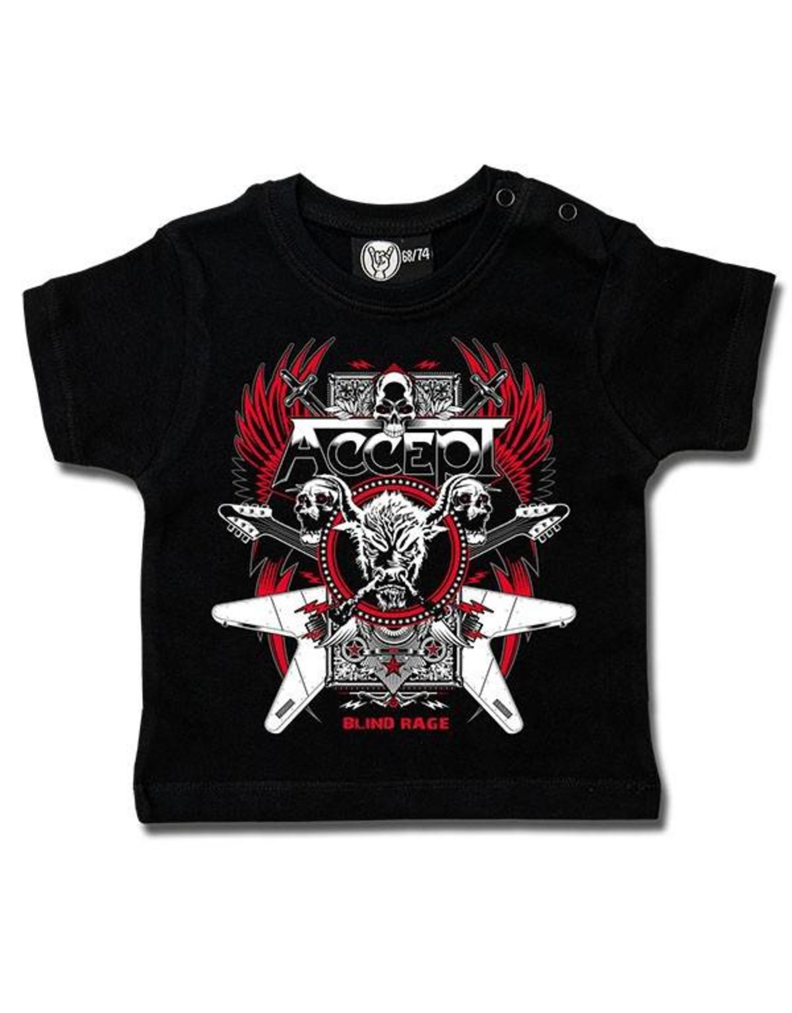 Accept (Blind Rage Bull) Kids T-Shirt