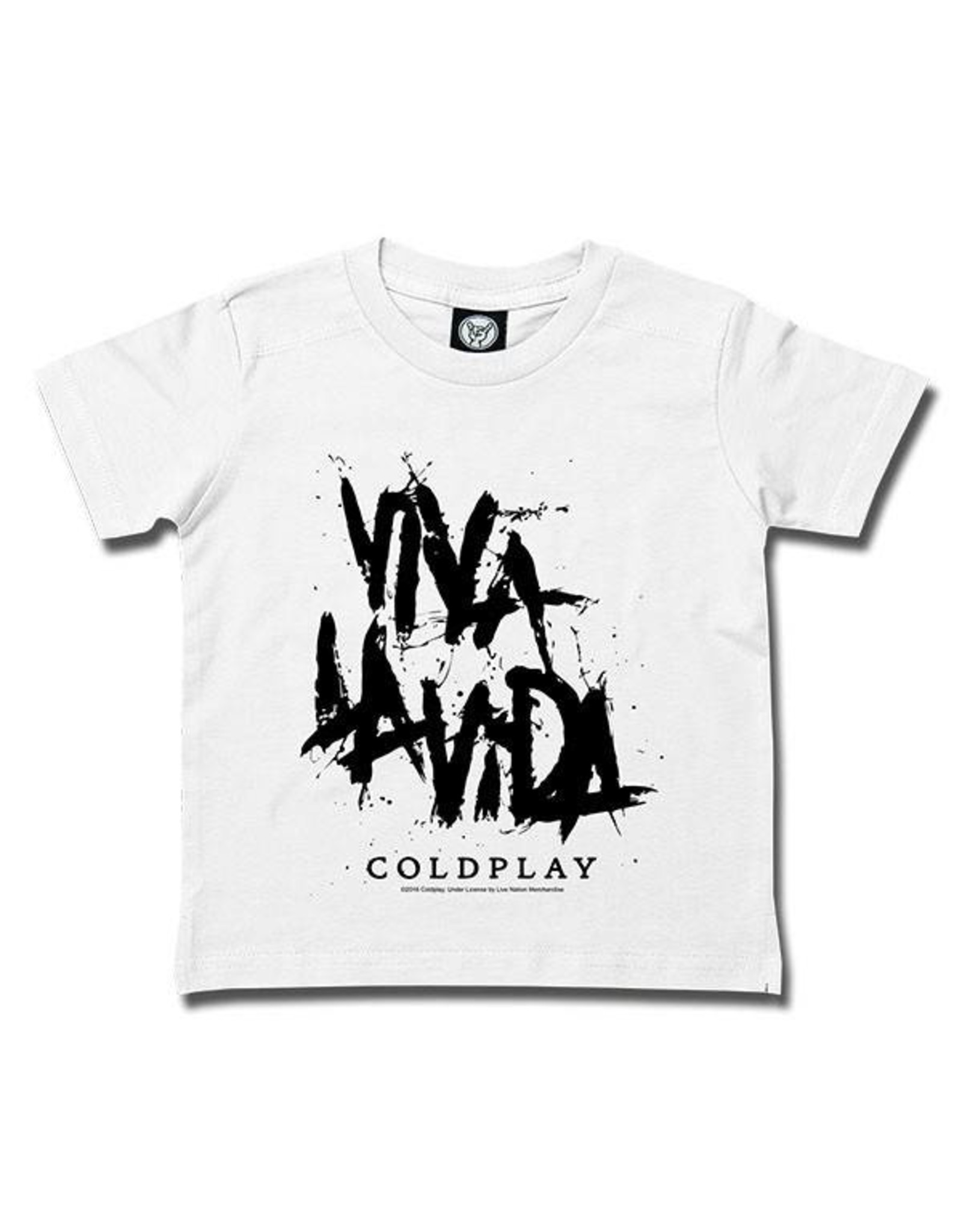 Coldplay (Viva la Vida) Kids T-Shirt