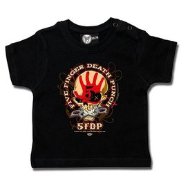 Five Finger Death Punch  (Knucklehead) Baby T-Shirt