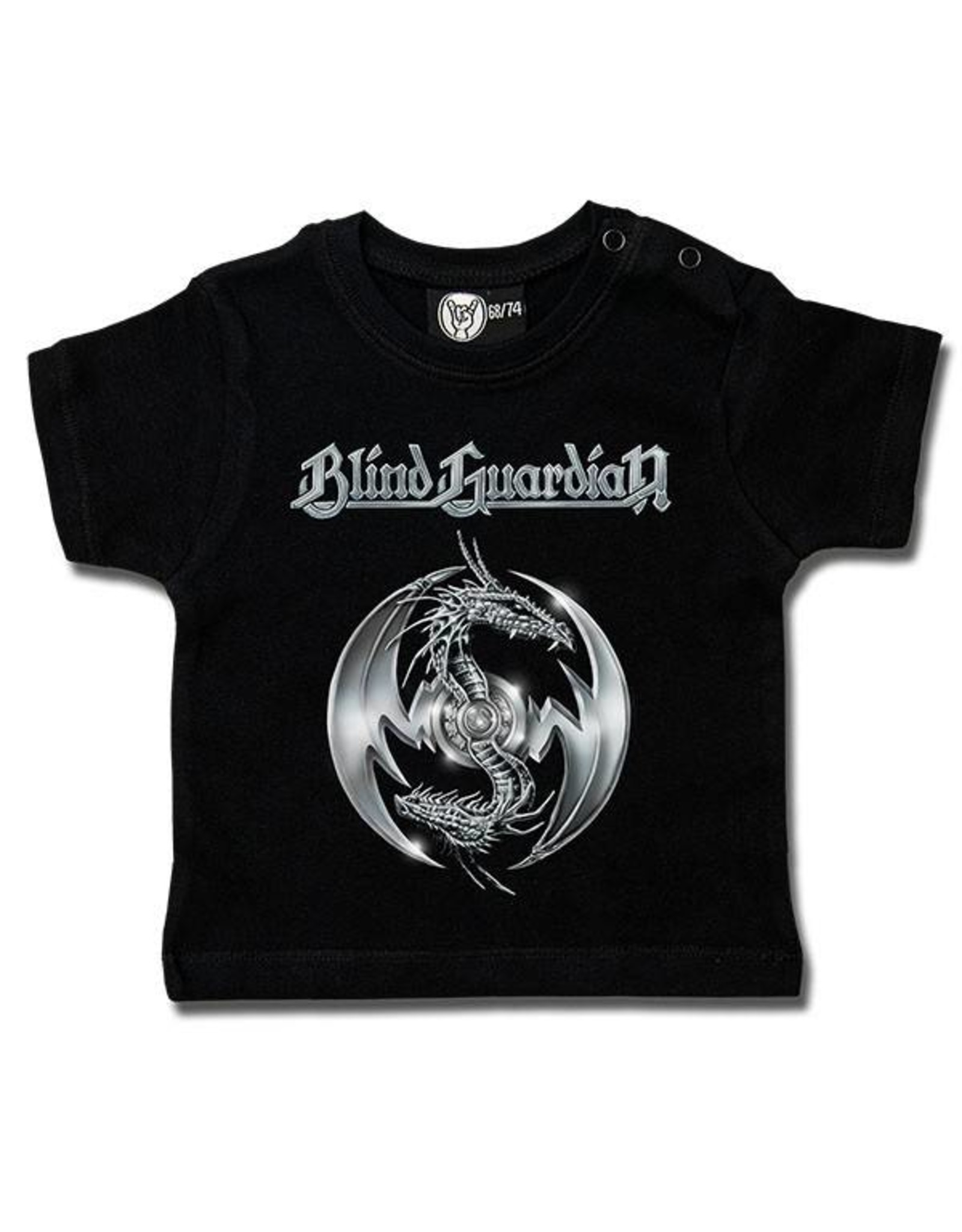 Blind Guardian (Silverdragon) Baby T-Shirt