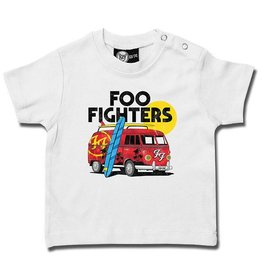 Foo Fighters Foo Fighters (Van) Baby T-Shirt