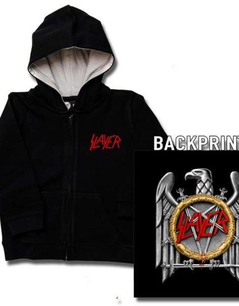 Slayer (Silver Eagle) - Kapuzenjacke