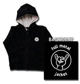 full metal jacket - Kapuzenjacke