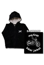 Metal Kid my first biker jacket - Kapuzenjacke