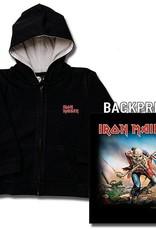 Iron Maiden (Trooper) - Kapuzenjacke