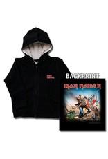 Iron Maiden Iron Maiden (Trooper) - Kapuzenjacke