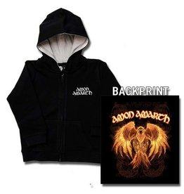 Amon Amarth (Burning Eagle) - Kapuzenjacke
