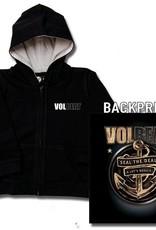 Volbeat (Anchor) - Kapuzenjacke