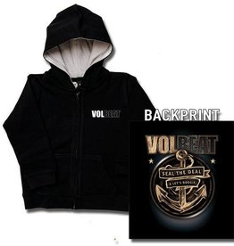 Volbeat (Anchor) - Kapuzenjacke