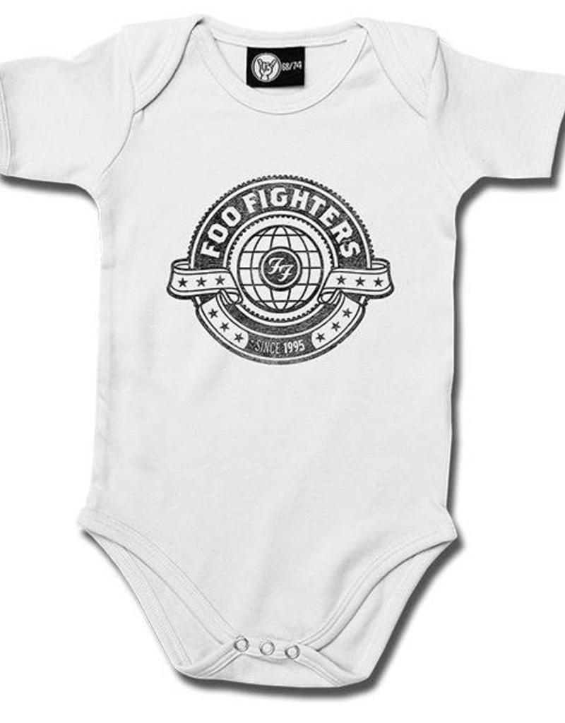 Foo Fighters (World)  - Baby Body weiß