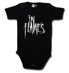 In Flames (Logo) - Baby Body