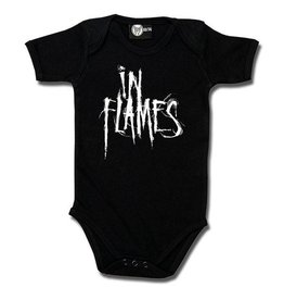 In Flames (Logo) - Baby Body