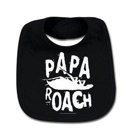 Lätzchen Papa Roach (Logo/Roach)