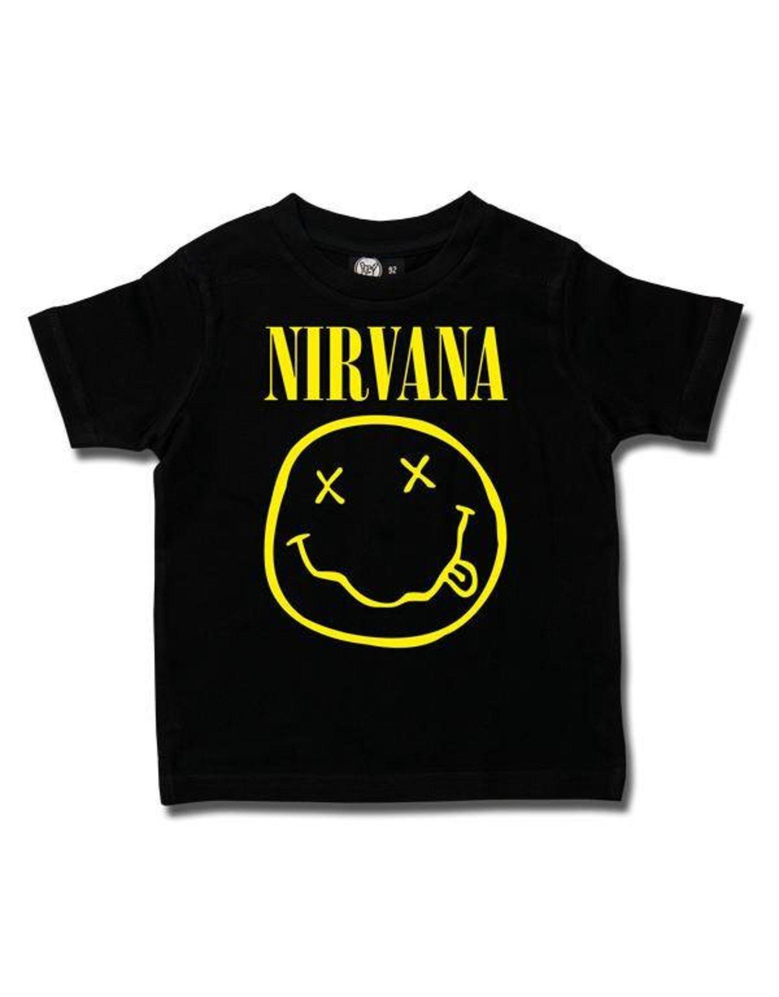 Nirvana (Smiley) Kids T-Shirt